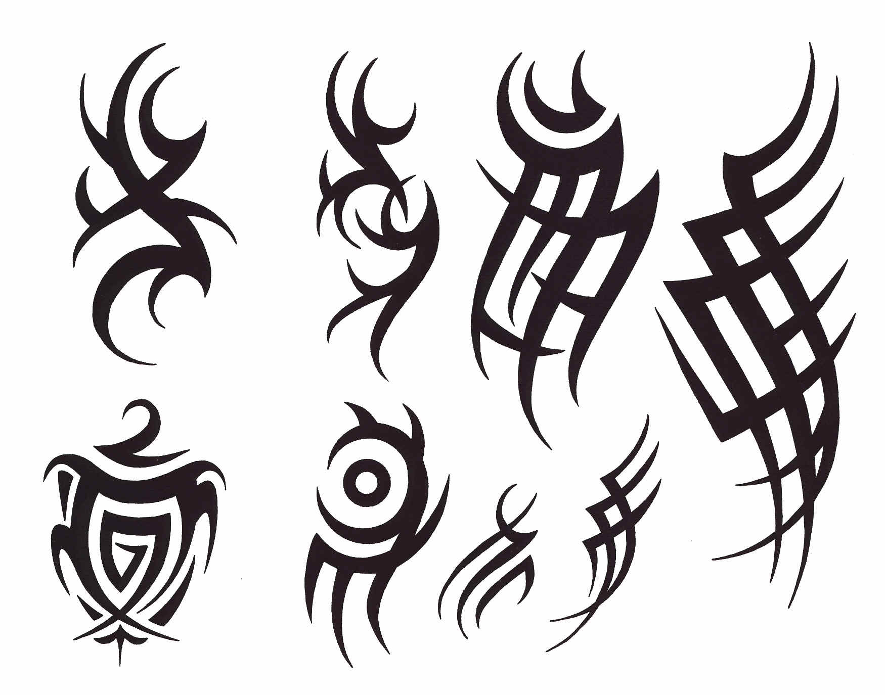 arm tattoos tribal and back Tribal Tattoo Designs Free Free Tribal Design Tattoo Tattoos